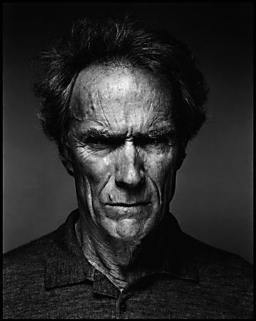 Clint Eastwood - a man